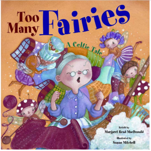 too many fairies celtic tale