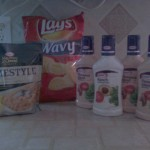 My Food Lion Shopping Trip (with Kraft Scenario!)