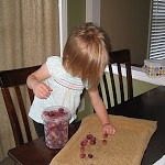 Freezing Grapes in Five Easy Steps