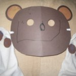 Crafty Tuesday: Brown Bear Mask