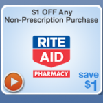 Rite Aid: $1 off Any Item Coupon