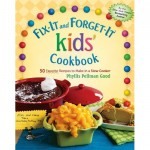 Holiday Gift Guide: Fix-It and Forget-It Kids' Cookbook {Giveaway} (closed)