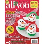 July All You Magazine Coupon List
