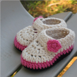 Crochelle Handcrafted - Bus Stop Booties