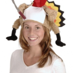 turkey hat adult female