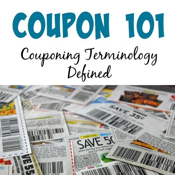 coupon 101