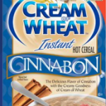 Free Sample: Cinnabon Cream of Wheat (Plus a Printable Coupon)