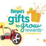 New 10 Point Pampers Gifts to Grow Code: Expires August 26