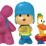 pocoyo bath figure