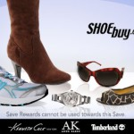 Eversave: $15 for $30 Worth of Shoes Plus Free Shipping!