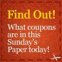 sunday coupons