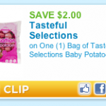 Hot! $2/1 Tasteful Selections Baby Potatoes Printabe (FREE at Publix)