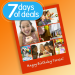 Walgreens Deal of the Day: Free 8×10 Photo Collage