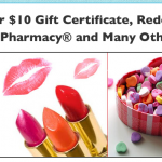 Hot Mamapedia Deal: $5 for a $10 CVS (or elsewhere) Gift Card