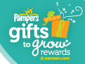 Pampers Gifts to Grow Codes: 20 Points Through September 30 2012