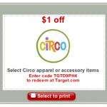 Target: Free Circo Socks!
