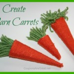 Crafty Tuesday: Spring Time Carrots