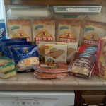 My Harris Teeter Super Doubles Trip 4/29/11