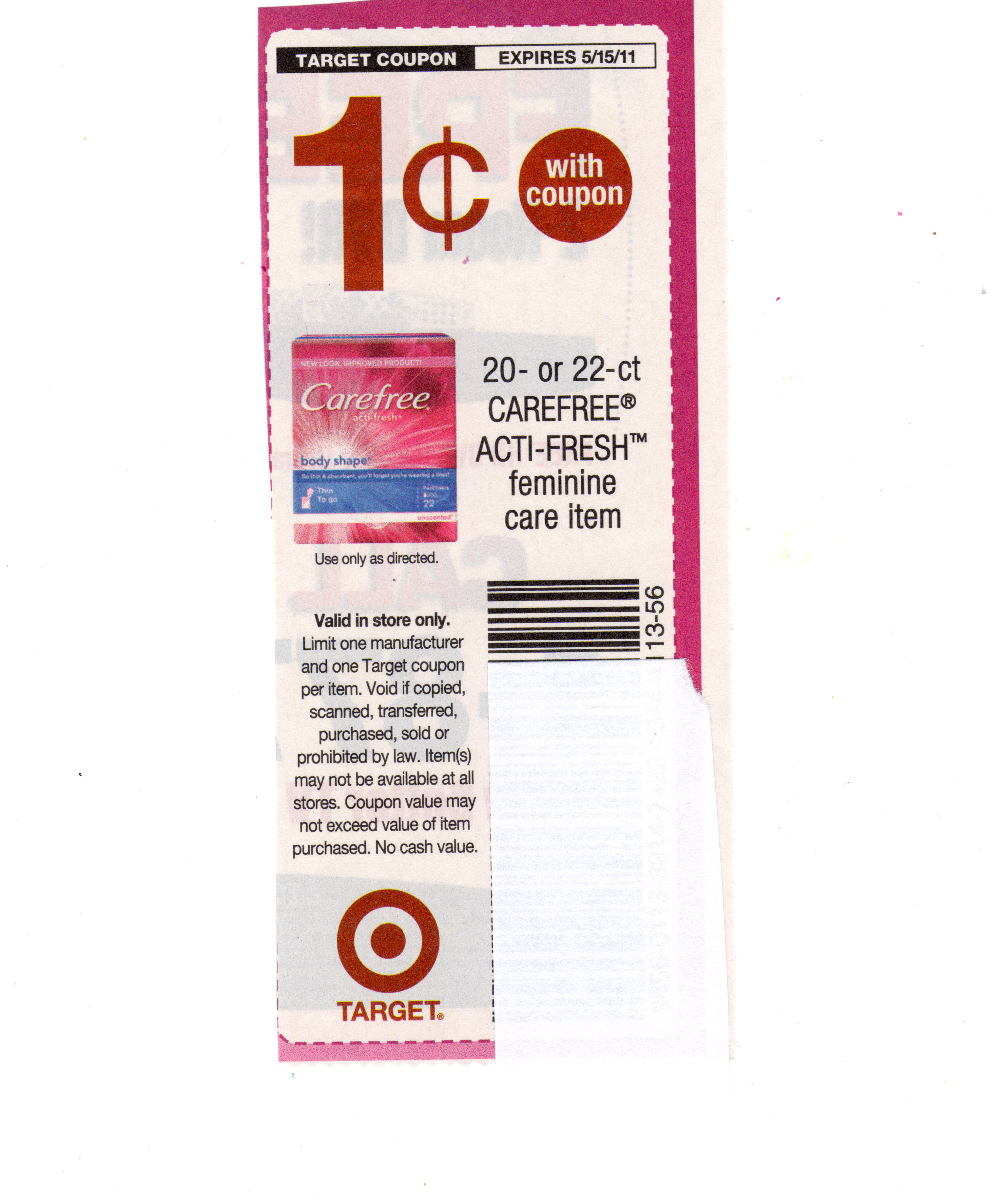 The Weirdest Target Coupon……