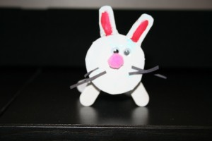 recycled bunny 307