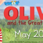 Kidtoons: Olivia and the Great Outdoors Giveaway (ends 05/26)
