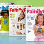 Free Family Fun Magazine with Promo Code from Plum District