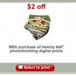 Target Photo Coupon