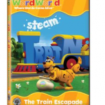 WordWorld's The Train Escapade DVD Giveaway (ends 05/25)