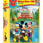 Mickey Mouse Clubhouse: Mickey's Great Outdoors Giveaway (closed)