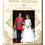 """Now on DVD – """"The Royal Wedding – William & Catherine"""""""