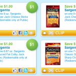 Publix Shoppers: Sargento Cheese Printable Coupons – Print for $1.00 Cheese!