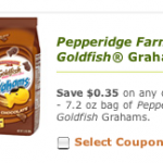 Goldfish Coupon
