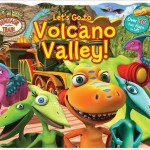 "Dinosaur Train Lift the Flap ""Let's Go To Volcano Valley"" Giveaway (ends 07/16)"