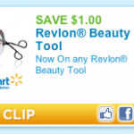 Hot!  Save $1.00 On Any Revlon Beauty Tool (Free at Rite Aid!)