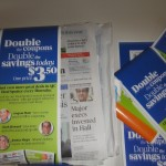 double newspaper 794