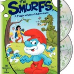 The Smurfs: A Magical Smurf Adventure DVD Giveaway (ends 08/10)