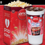 Printable AMC Coupon: Save on Combo 2 or Combo 2