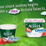 Free Activia Selects Free Product Printable Coupon