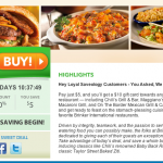 Get a $10 Gift Card to Chili's or Macaroni Grill for only $5