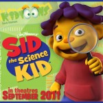 Sid the Science Kid Kidtoons Prize Package Giveaway (closed)