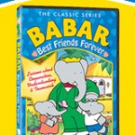 #Giveaway: Win 2 Babar DVD's (closed)