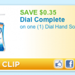 Kroger: Dial Hand Soap only 18¢ after Printable Coupon