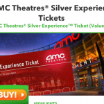 Saveology Deal: AMC Silver Movie Ticket for only $5