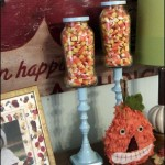 Do It Yourself Halloween Apothecary Jars