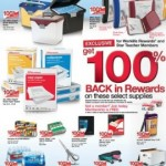 Office Depot:  Free Water, Batteries, File Boxes, Paper, and More!