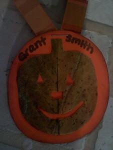 Pumpkin Leaf Finished