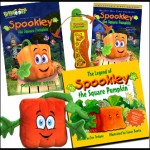 Spookley the Square Pumpkin Prize Package Giveaway (closed)
