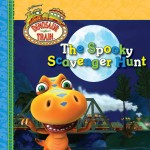 Dinosaur Train Spooky Scavenger Hunt Book Giveaway (closed)