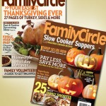 Family Circle Magazine | 2 Years for $7 – That's 23¢ per issue!