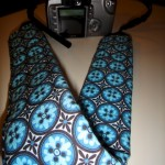 DIY Padded Camera Strap Cover Tutorial
